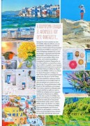 "Colorific Greece in ""ICONS travellers"" magazine"